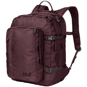 Jack Wolfskin Berkeley Backpack port wine